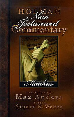 Image for Holman New Testament Commentary: Matthew