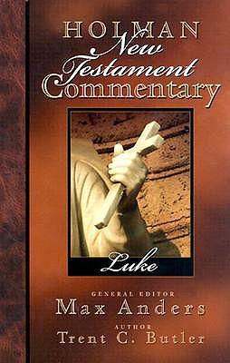 """Image for """"Holman New Testament Commentary: Luke (Holman New Testament Commentary, 3)"""""""