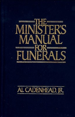 Image for The Minister's Manual for Funerals
