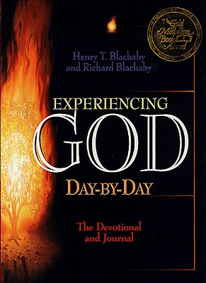 EXPERIENCING GOD DAY BY DAY THE DEVOTIONAL AND JOURNAL, BLACKABY, HENRY T. & RICHARD