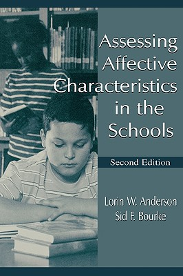 Image for Assessing Affective Characteristics in the Schools