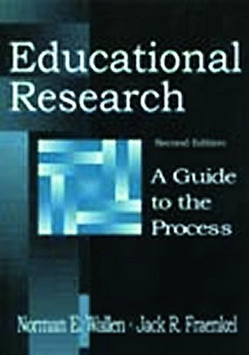 Image for Educational Research: A Guide To The Process