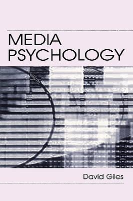 Media Psychology, Giles, David