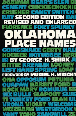 Image for Oklahoma Place Names