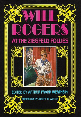 Image for Will Rogers: At the Ziegfeld Follies