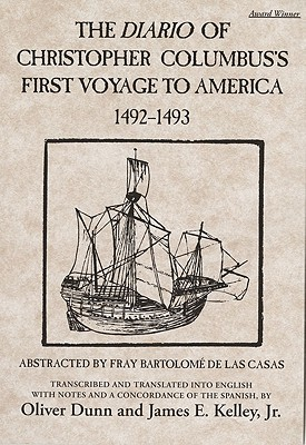 The Diario of Christopher Columbus's First Voyage to America, 1492?1493 (American Exploration and Travel Series), Columbus, Christopher