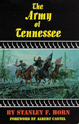Image for The Army of Tennessee (The Civilization of the American Indian Series)