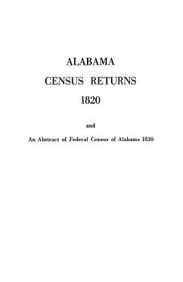 Image for Alabama Census Returns, 1820