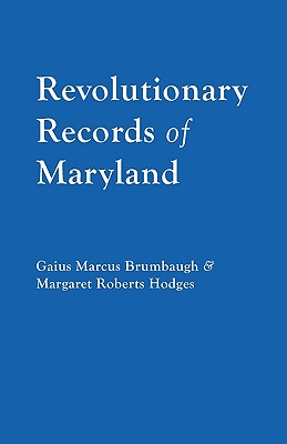 Image for Revolutionary Records of Maryland