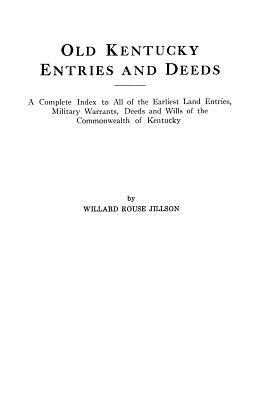 Image for Old Kentucky Entries and Deeds
