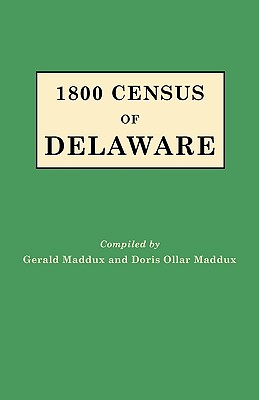 Image for 1800 Census of Delaware