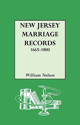 Image for New Jersey Marriage Records, 1665-1800