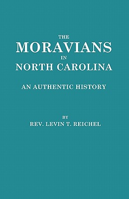 Image for The Moravians in North Carolina