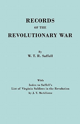 Image for Records of the Revolutionary War