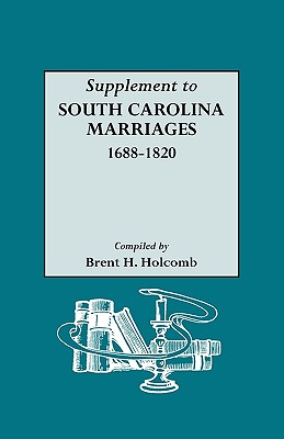 Image for Supplement to South Carolina Marriages, 1688-1820