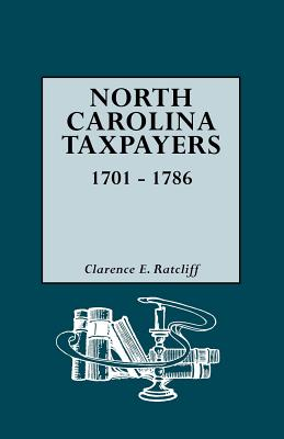 Image for North Carolina Taxpayers, 1701-1786