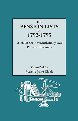 Image for The Pension Lists of 1792-1795