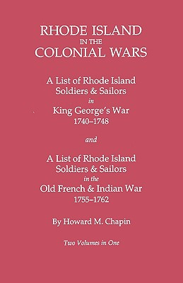Image for Rhode Island in the Colonial Wars