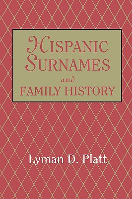 Image for Hispanic Surnames and Family History