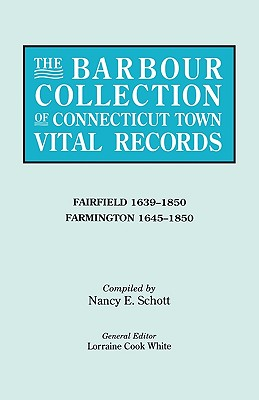 Image for The Barbour Collection of Connecticut Town Vital Records [Vol. 12]