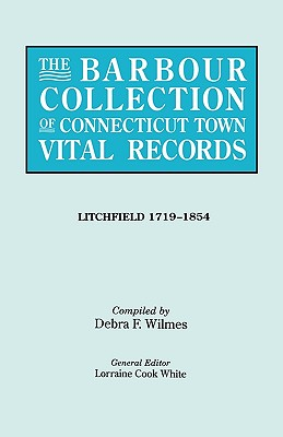 Image for The Barbour Collection of Connecticut Town Vital Records [Vol. 23]