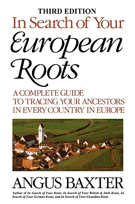 Image for In Search of Your European Roots