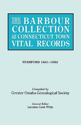 Image for The Barbour Collection of Connecticut Town Vital Records [Vol. 42]