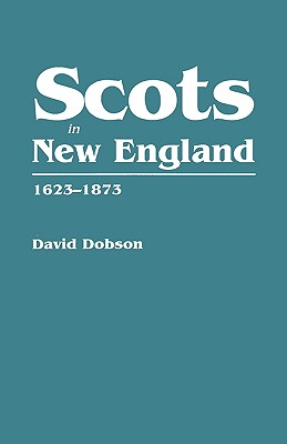 Image for Scots in New England