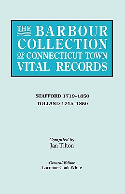 Image for The Barbour Collection of Connecticut Town Vital Records [Vol. 44]