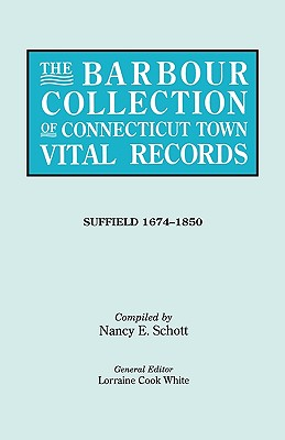 Image for The Barbour Collection of Connecticut Town Vital Records [Vol. 45]