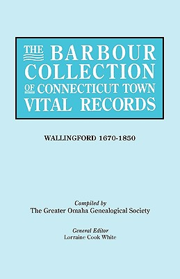 Image for The Barbour Collection of Connecticut Town Vital Records [Vol. 48]