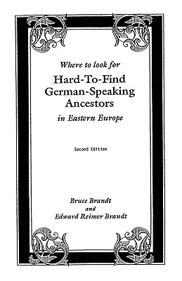 Image for Where to Look for Hard-to-Find German-Speaking Ancestors in Eastern Europe