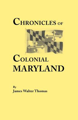 Image for Chronicles of Colonial Maryland