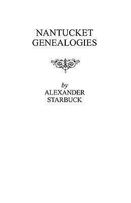 Image for Nantucket Genealogies