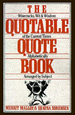 Image for The Quotable Quote Book