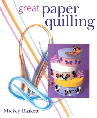 Great Paper Quilling, Baskett, Mickey