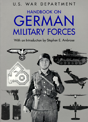 Image for Handbook on German Military Forces
