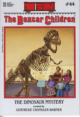 Image for 44 Dinosaur Mystery (Boxcar Children)