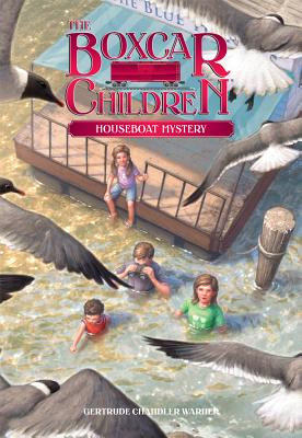 Image for Houseboat Mystery (Boxcar Childrens Series, 12)