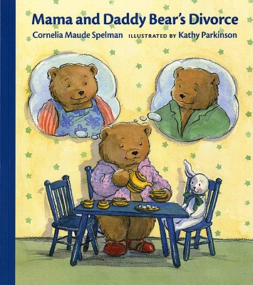 Image for Mama and Daddy Bear's Divorce (Albert Whitman Prairie Books)