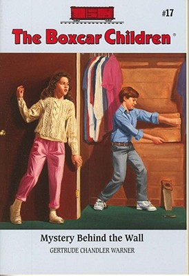Image for Mystery Behind the Wall (The Boxcar Children Mysteries)