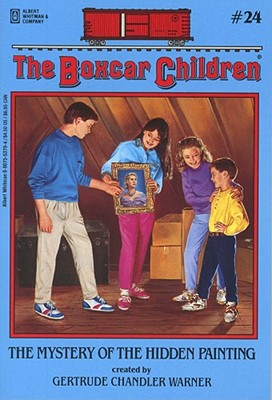 Image for The Mystery of the Hidden Painting (Boxcar Children Mysteries)