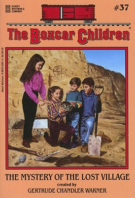 Image for The Mystery of the Lost Village (The Boxcar Children Mysteries)
