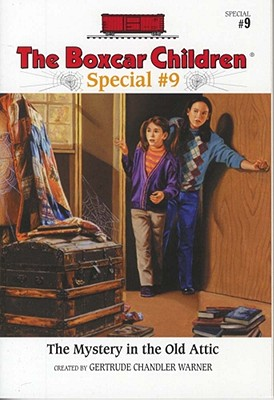 Image for The Mystery in the Old Attic (The Boxcar Children Mystery & Activities Specials)