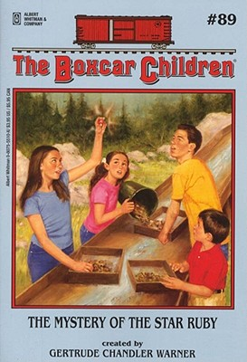Image for The Mystery of the Star Ruby (The Boxcar Children Mysteries)