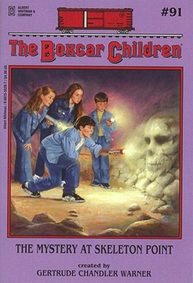 Image for The Mystery at Skeleton Point (Boxcar Children Mysteries)