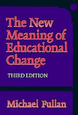 Image for The New Meaning of Educational Change