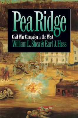 Image for Pea Ridge: Civil War Campaign in the West (Civil War America)