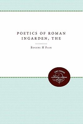 Image for Poetics of Roman Ingarden, The