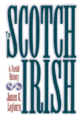 Image for The Scotch-Irish: A Social History